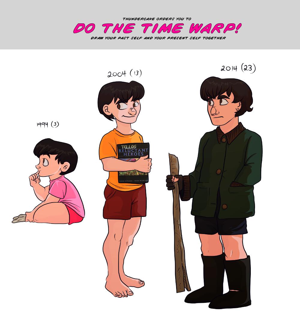 Time Warp by 3Fangs