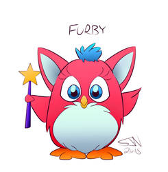 Furby by 3Fangs