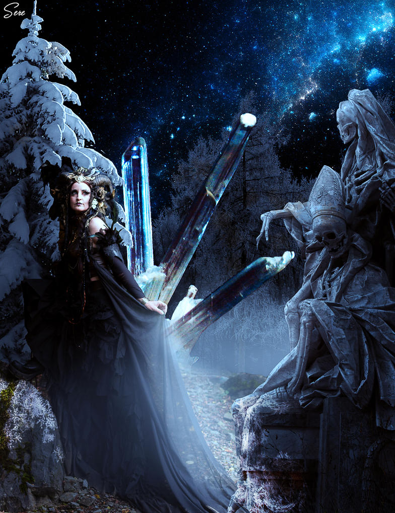 Mistress Of Winter by Olgola