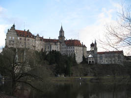 Sigmaringen castle by Olgola