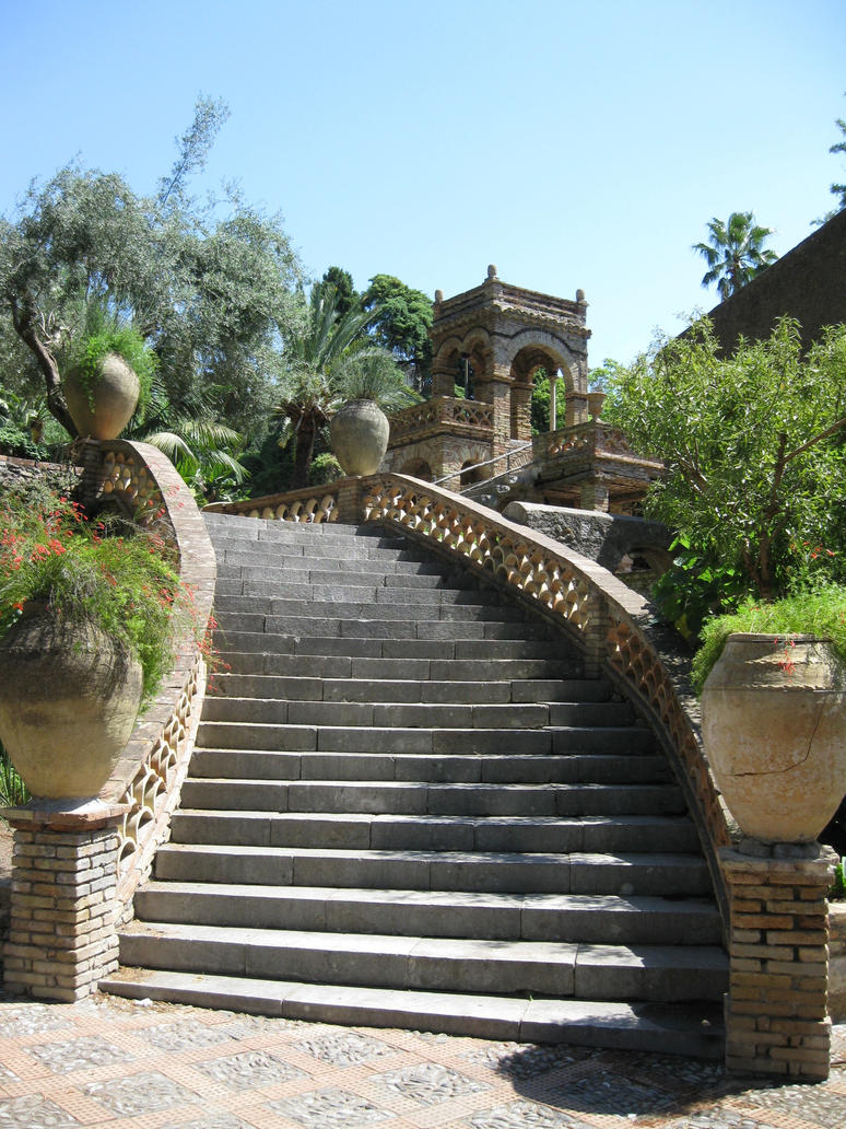 Stairs by Olgola
