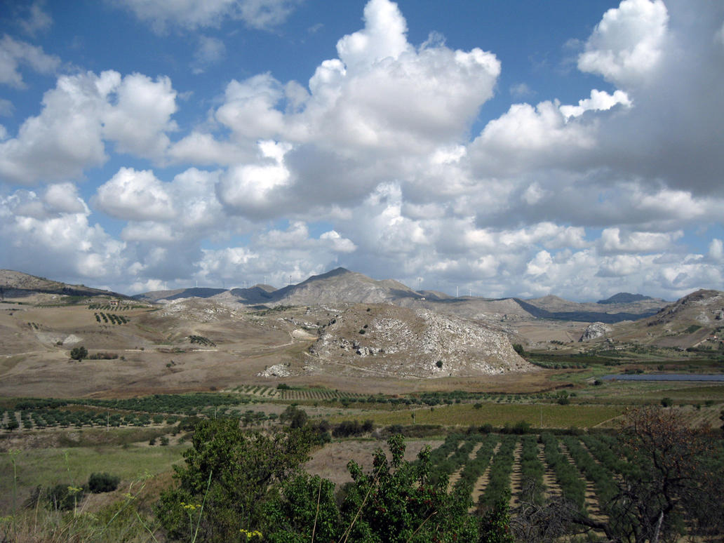 Mountains 05 by Olgola