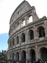 Colosseum 01 by Olgola