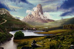 The Hobbit - The Lonely Mountain