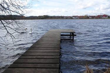 Dock by Olgola