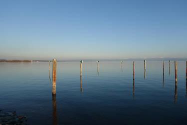 Lake side 02 by Olgola