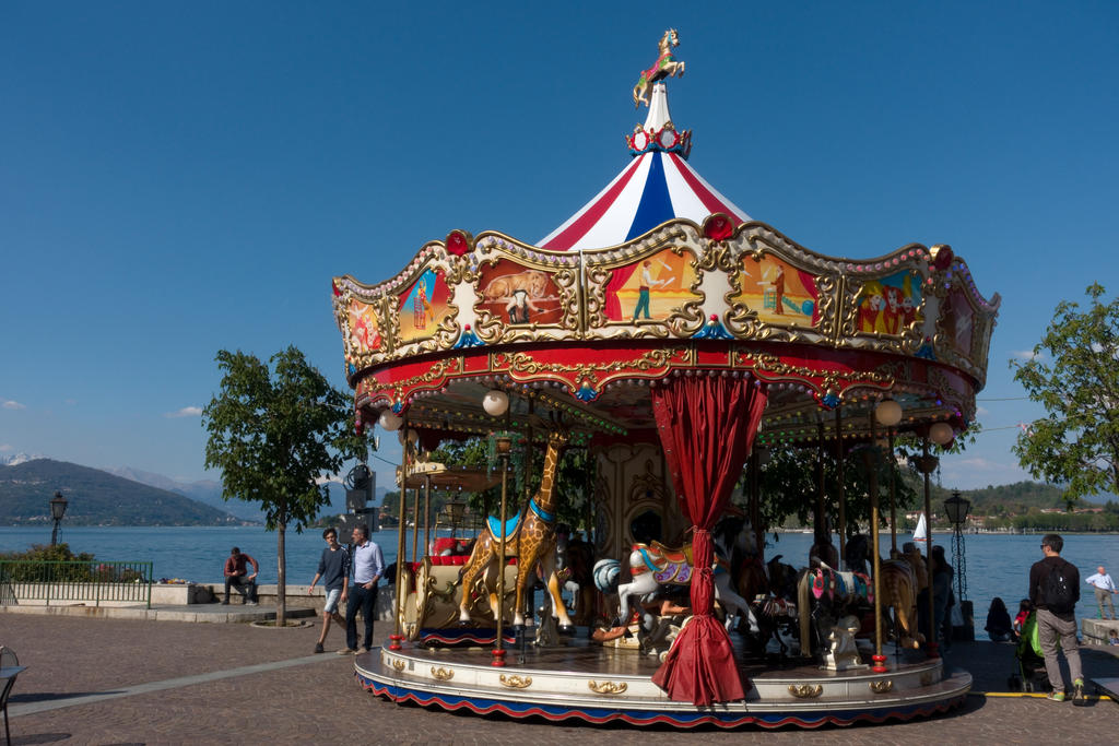 Carousel by Olgola