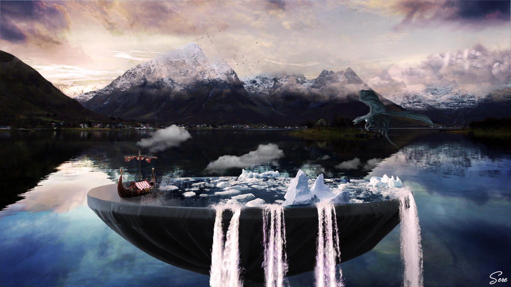 Vikings by Olgola