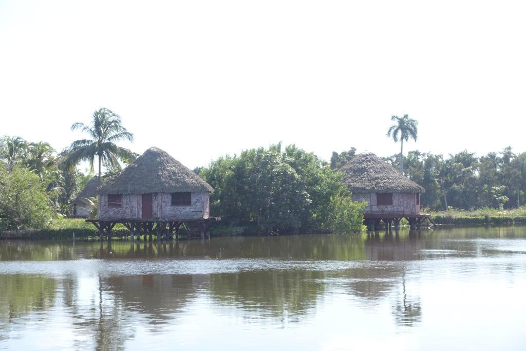 Stilts houses