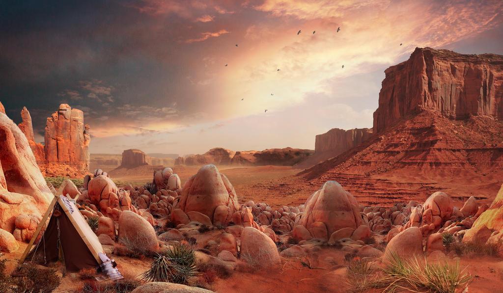 Premade - Desert