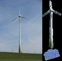 Windmill 02 - PNG