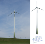 Windmill 02 - PNG by Olgola