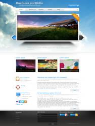 Business Portfolio - Tempate by ald890