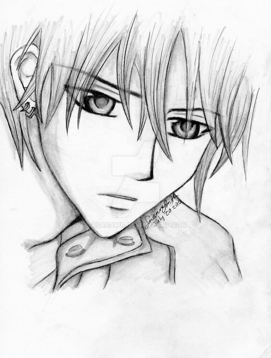 Zero Kiryu by AsaRawr on DeviantArt