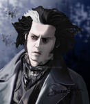 Sweeney Todd Photorealism 2