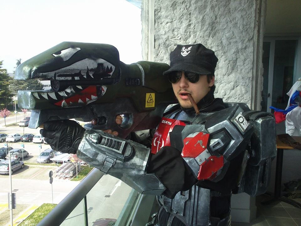 ODST - Halo 3 ODST Costume by FredProps ...  sc 1 st  DeviantArt & ODST - Halo 3 ODST Costume by FredProps on DeviantArt