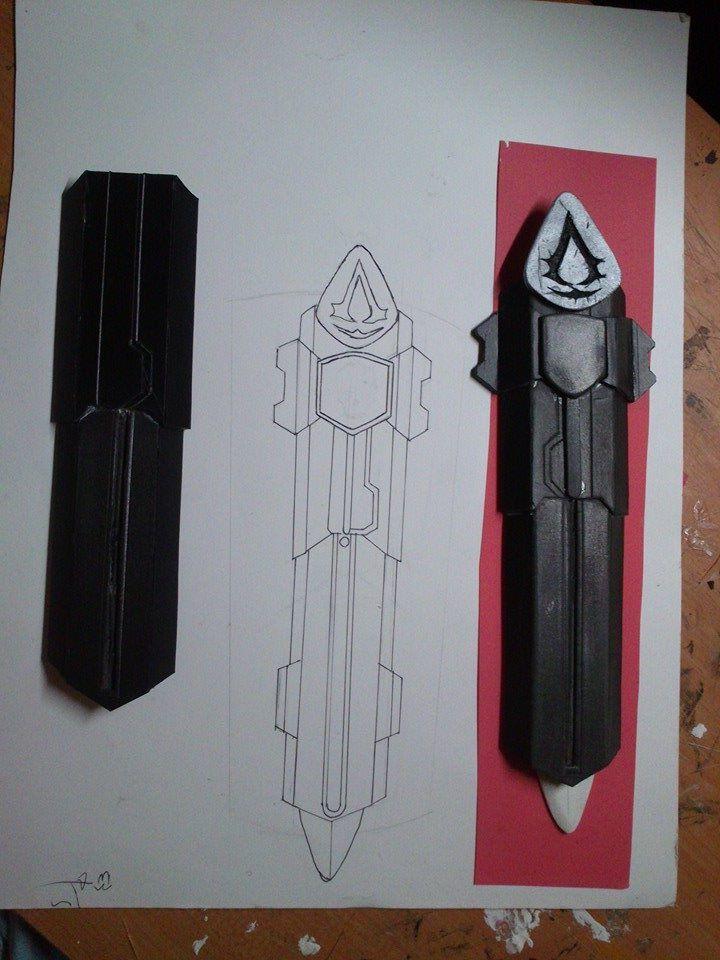 hidden blade edward kenway - photo #16