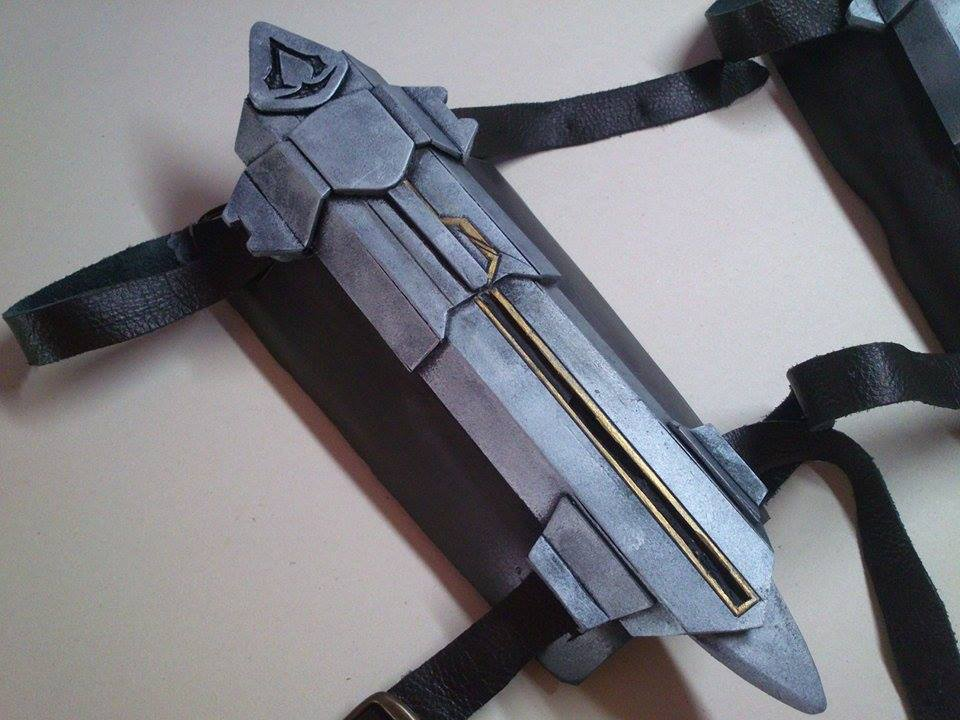 hidden blade edward kenway - photo #9