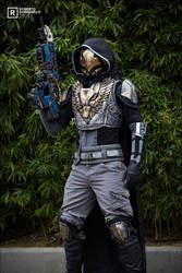 Destiny Hunter Cosplay by FredProps