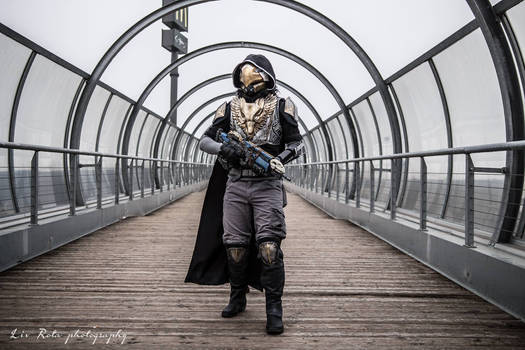 Destiny Hunter Cosplay