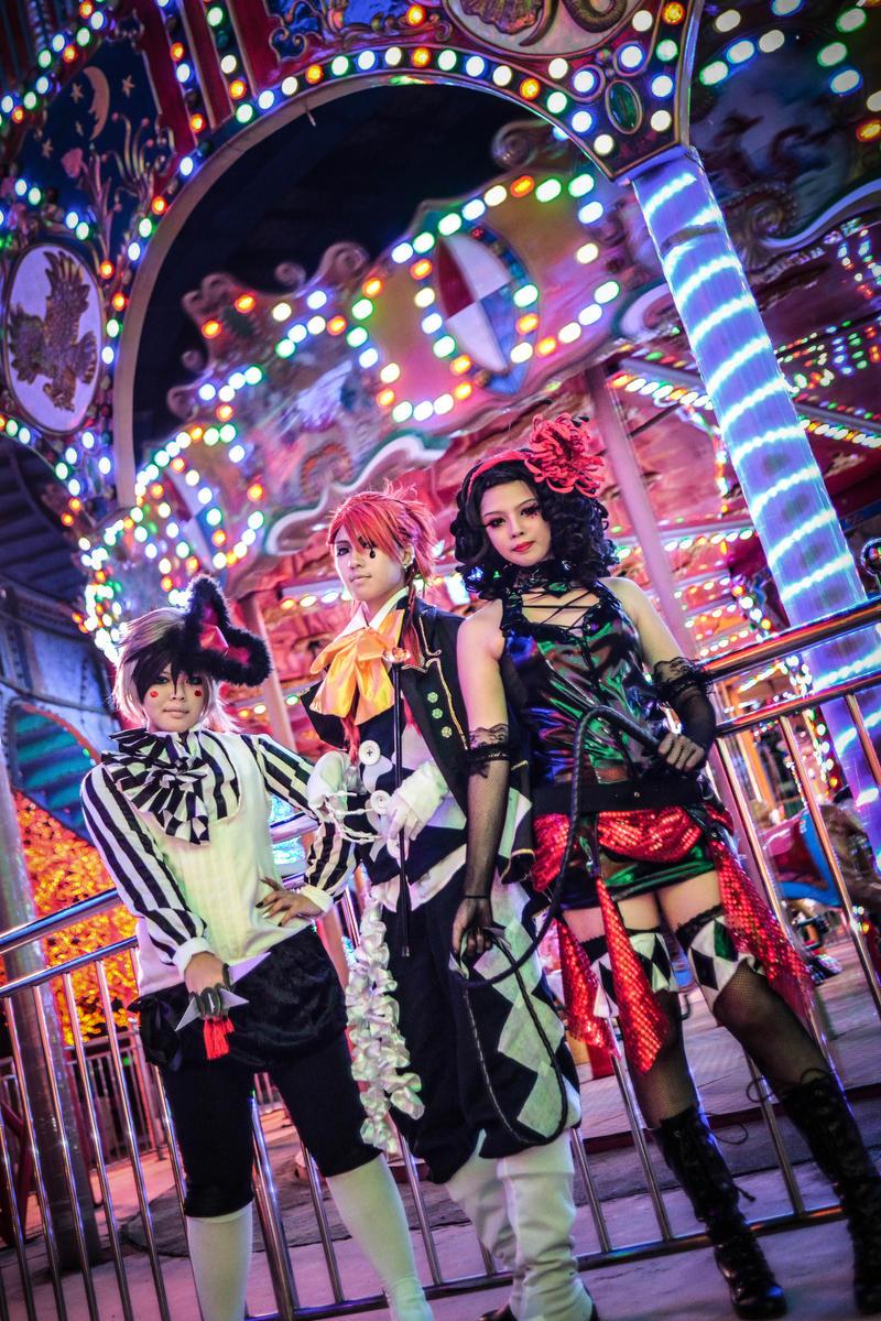 Noah Ark's Circus - Show Time by NattoKan