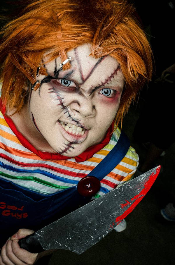 Child's Play : Chucky The Good Guy by NattoKan