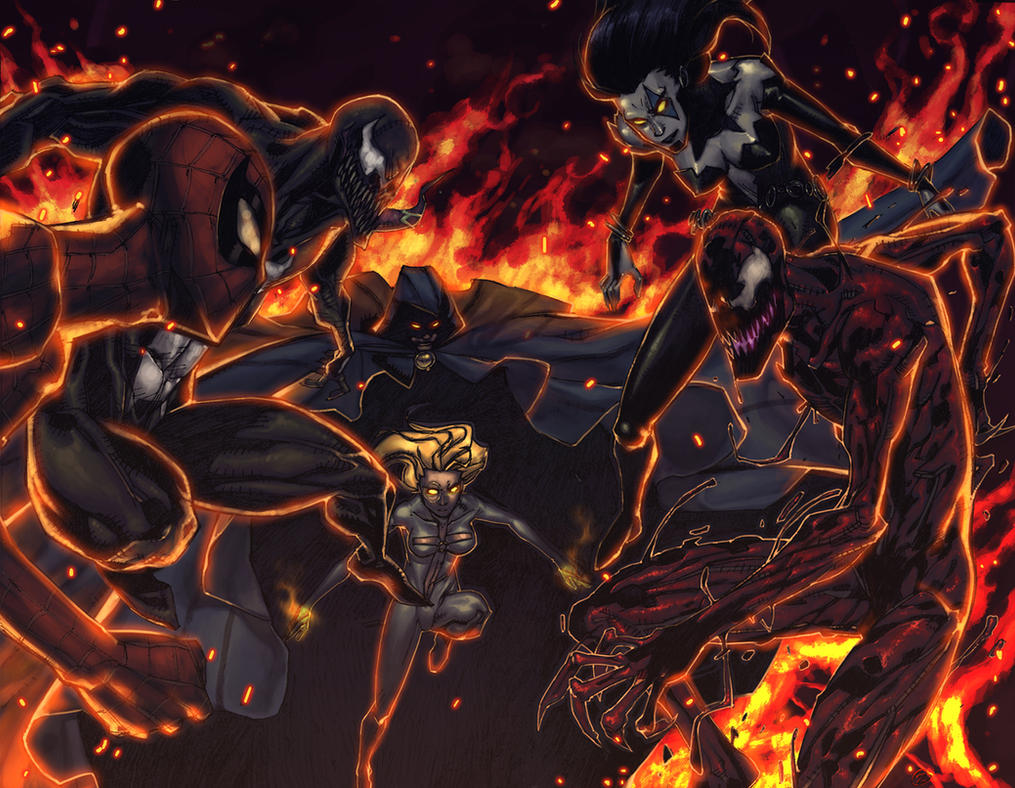 maximum carnage wallpaper images pictures becuo