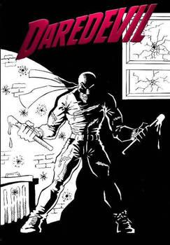 Daredevil!