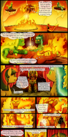 The Greater Flame #22: Princess of Flame and Fury