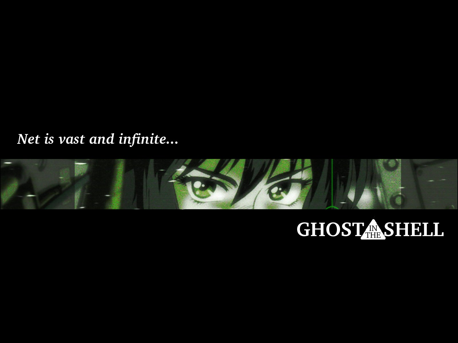 Ghost In The Shell Wallpaper By Gmouse On Deviantart