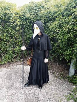 Plague doctor costume 1
