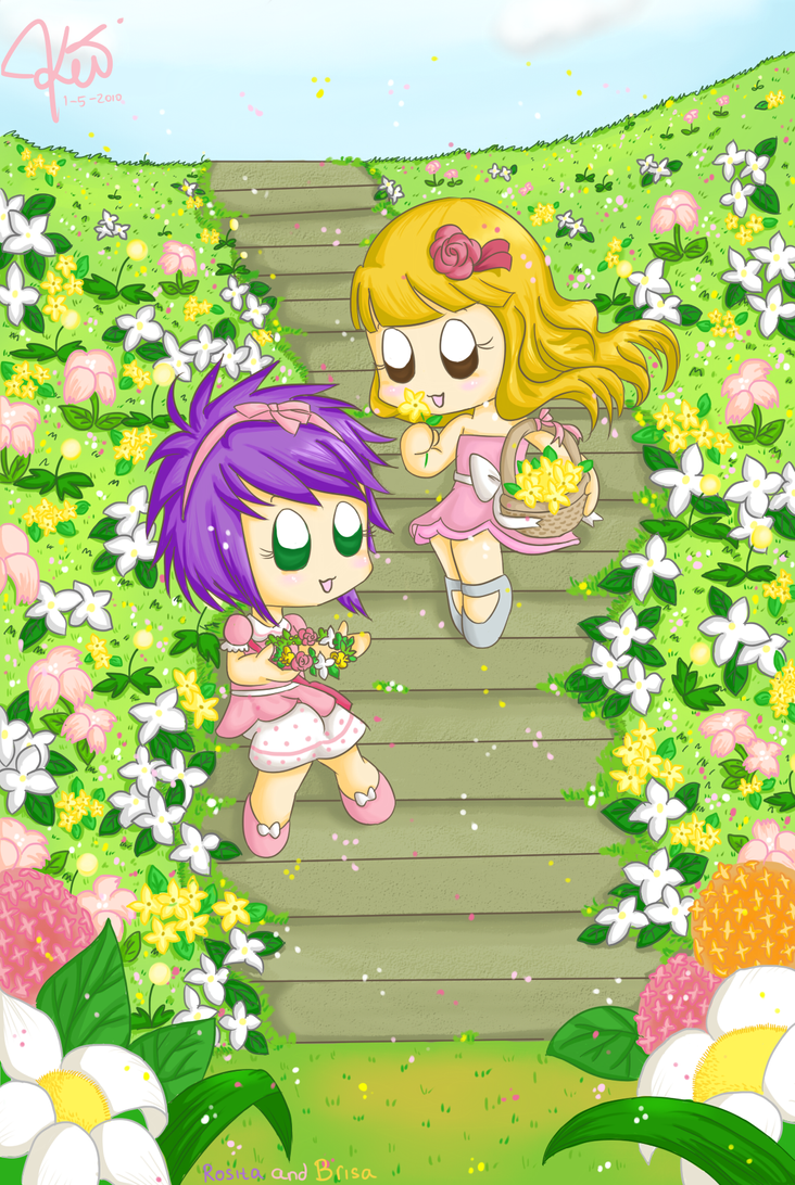 Flowers and friendship by kvcl on deviantart - Flowers that mean friendship ...