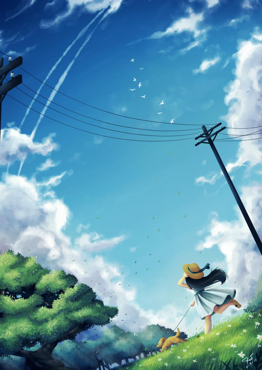 A Fine Day by KevKeaf