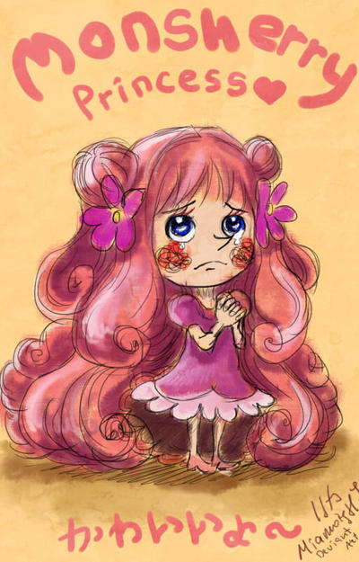 Princess Monsherry by MiamoryHJ