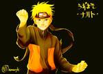 Naruto Fanart by MiamoryHJ
