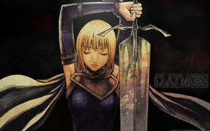claymore wallpaper by willko307