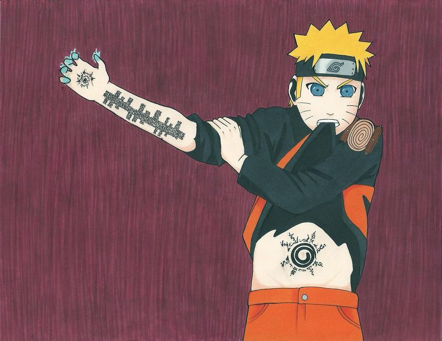 Quality Seal Clipart Naruto Curse Se...