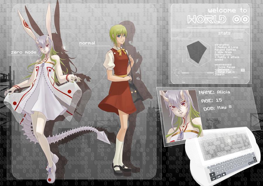 ZERO :: Alicia_Alice by yaocchi