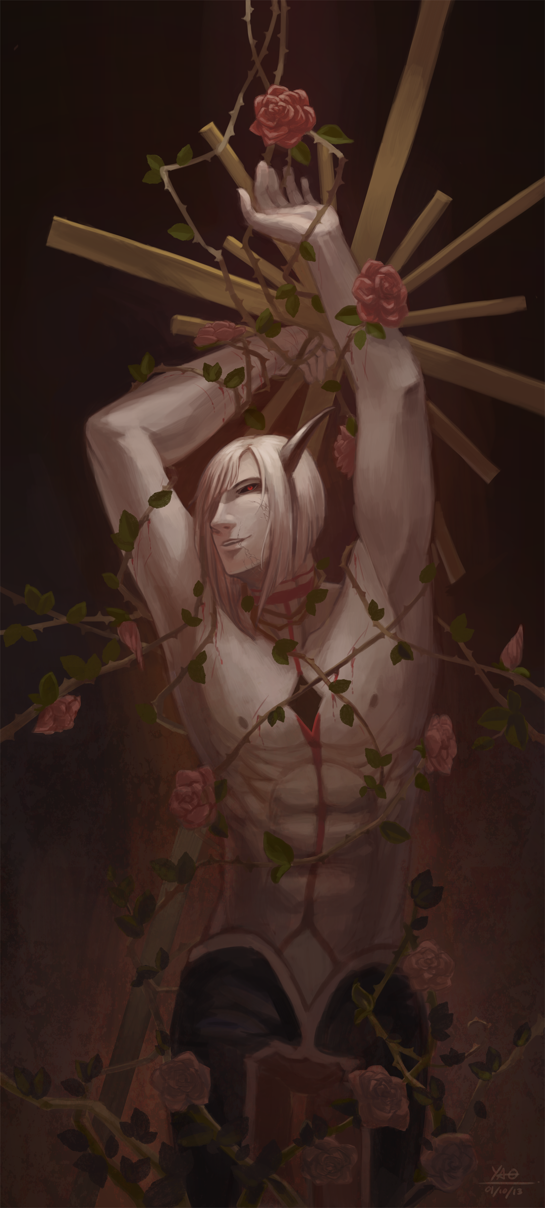Darren Rose by yaocchi