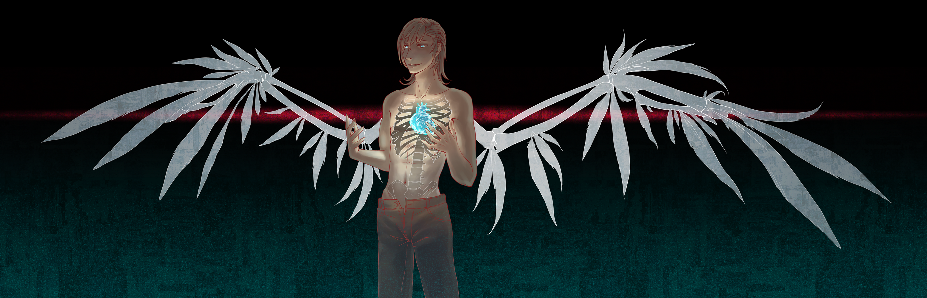 MS :: Wings by yaocchi