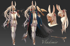 CT :: Vladimir ref sheet by yaocchi