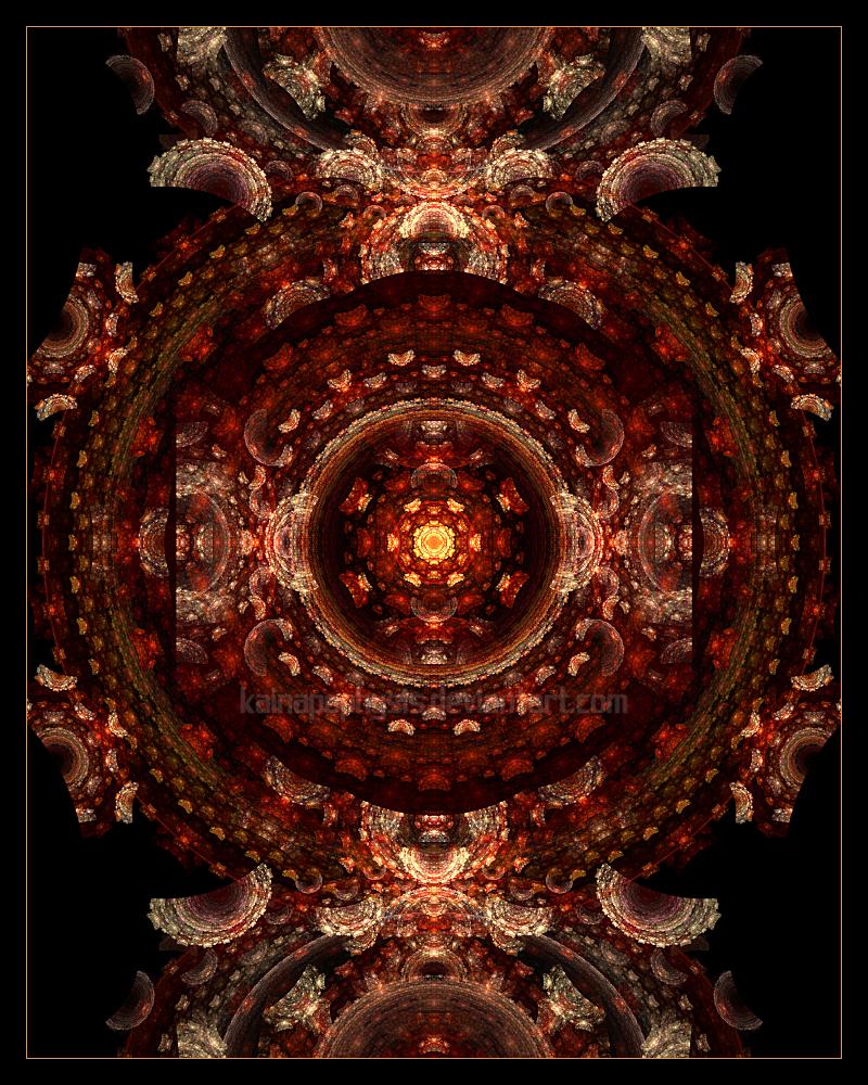 Sol Sanctum by KainApophysis