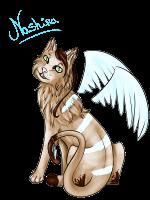 Nashira OC Felinae by FlashRa