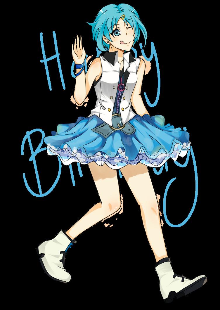 20/5 Happy Birthday, Yuki! by kaisoosulay