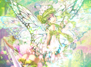 Little Fairy - Green by ShiJanHu