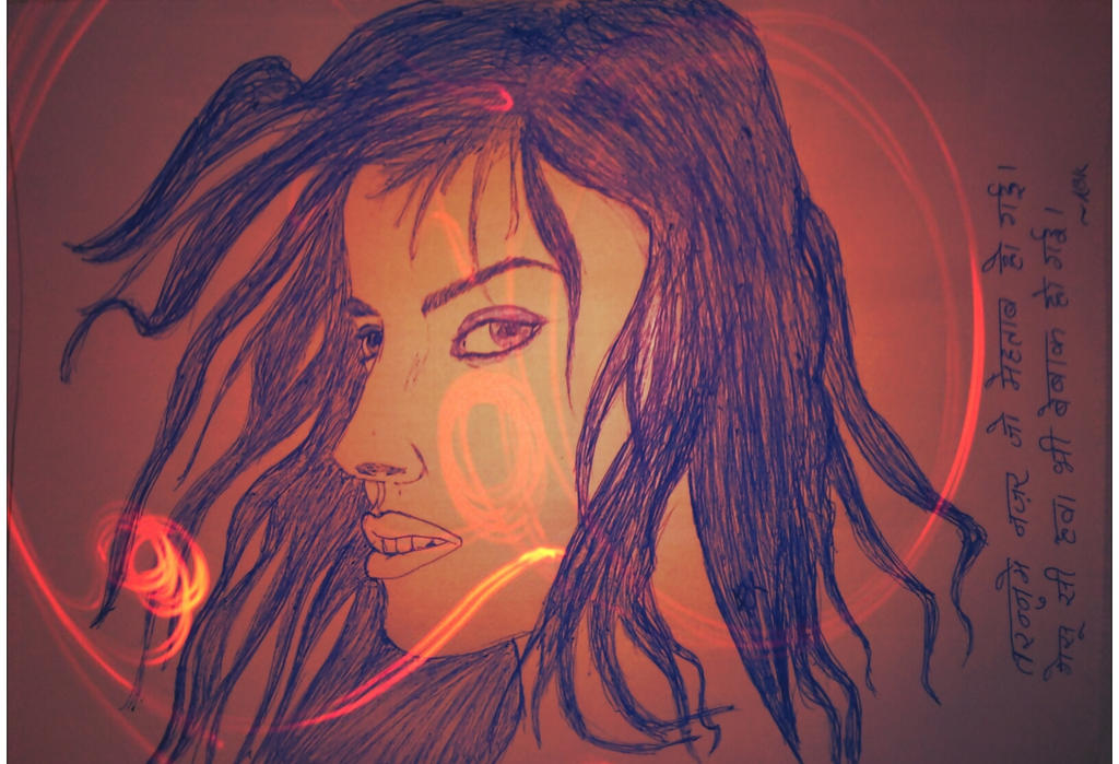 Gesu Si Hawa [sketch] by AbhishekKr