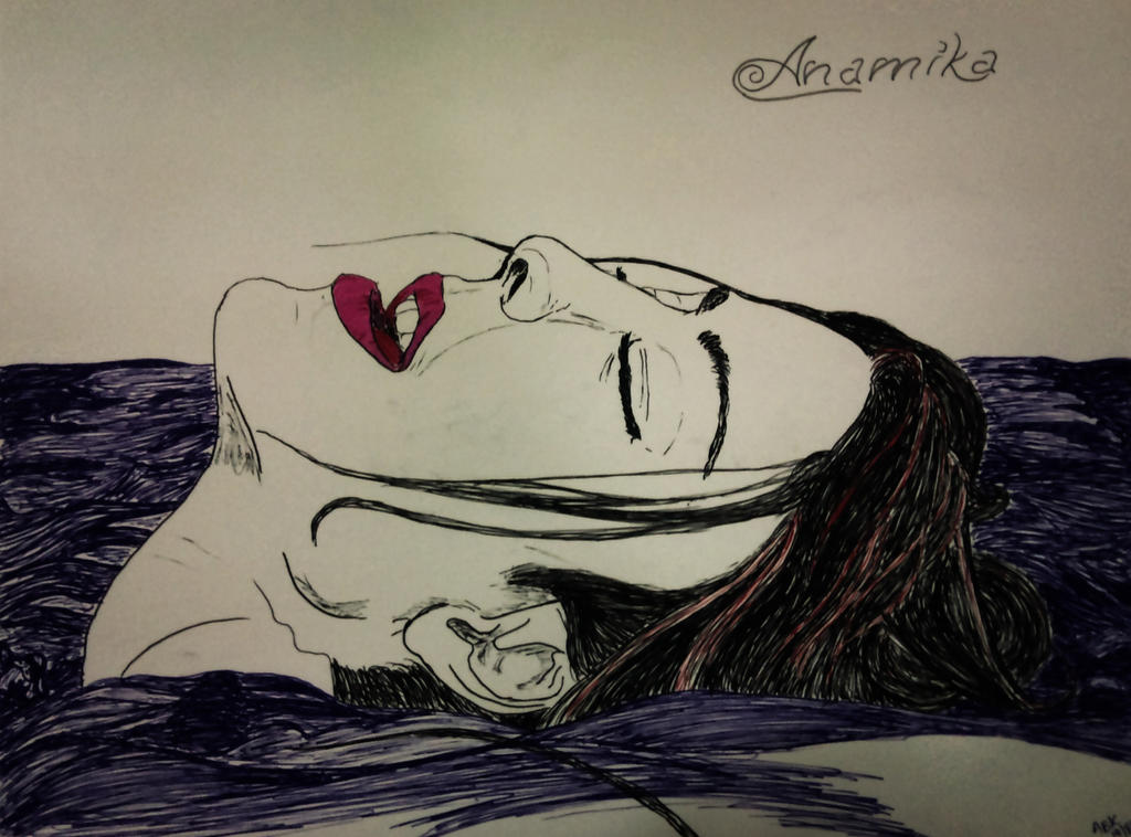 (Ana)mika by AbhishekKr