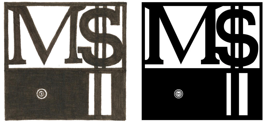 Micro$oft Logo Ink+PS
