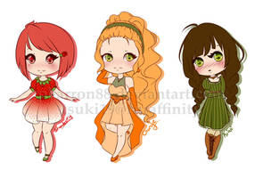 [CLOSED] Fruit Adopts 1 by Pbarron