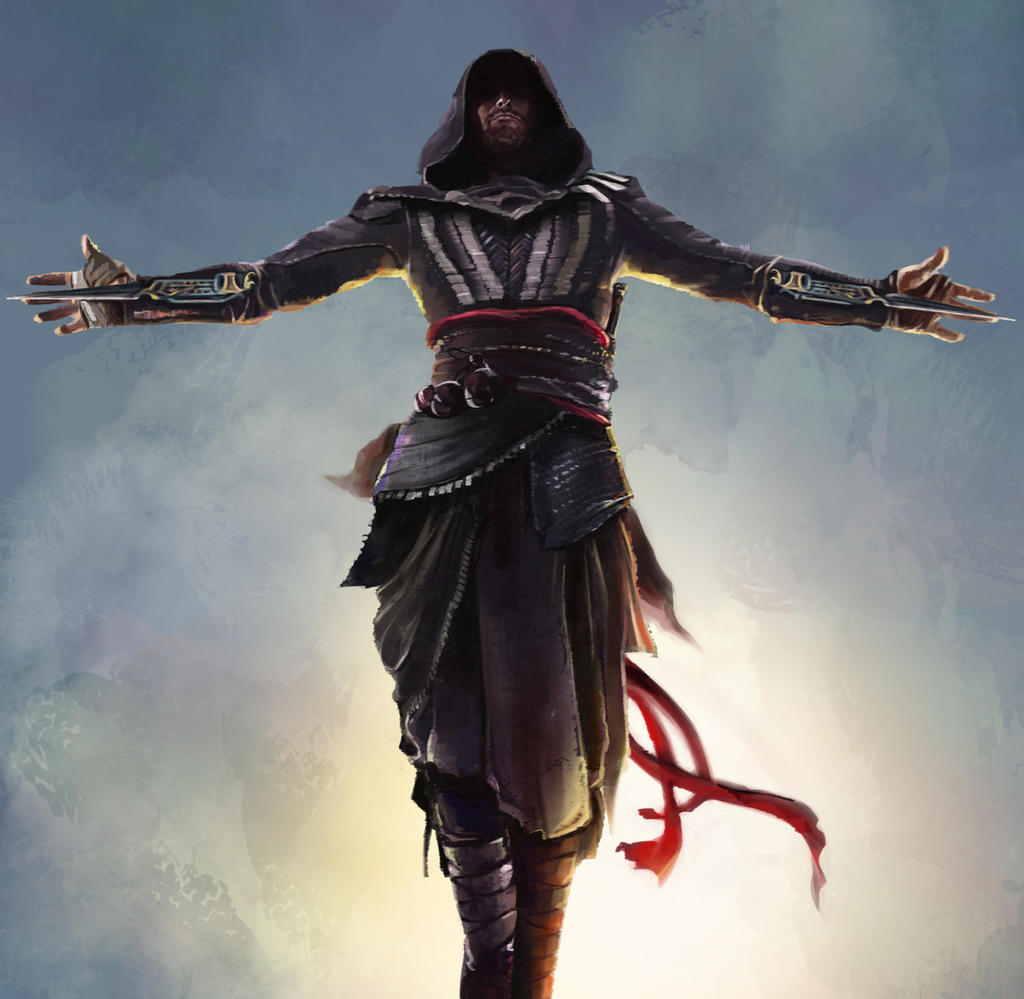 Aguilar de Nerha|Assassin's Creed by SvetlanaPevcheva